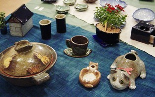 Kさん作品。2005年生徒展にて